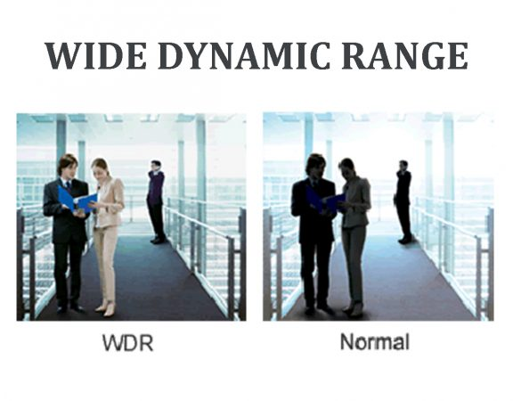 Wide dynamic Range) WDR) چیست؟
